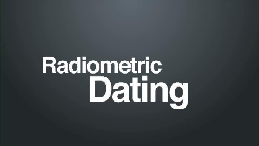 physics radiometric dating