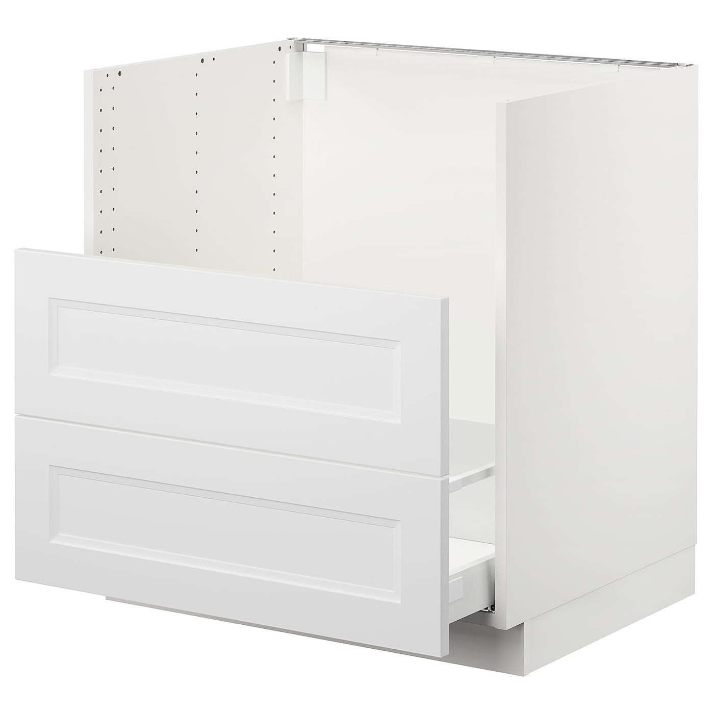 Best Ikea Sektion White Cabinet F Bredsjön Sink 2 Fronts 640 x 480
