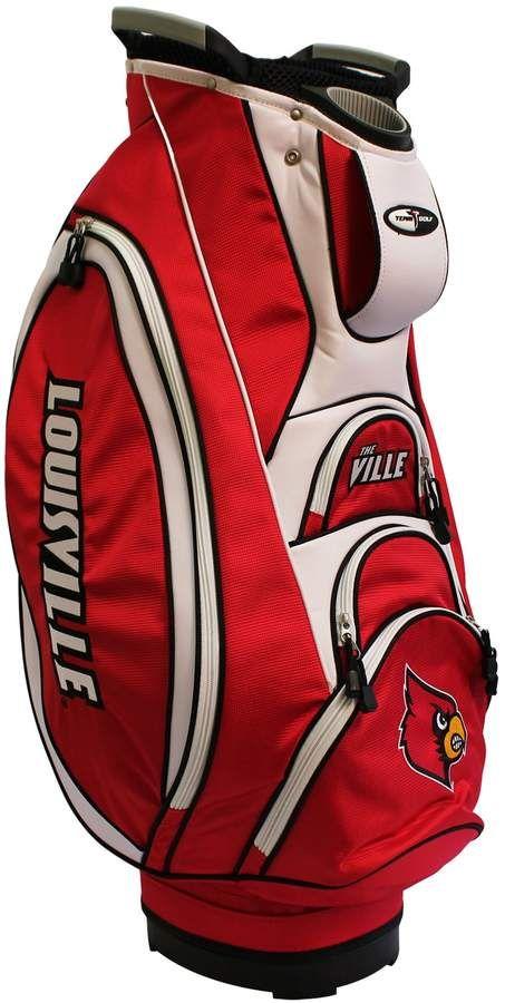 54e6e016 Team Golf Louisville Cardinals Victory Golf Cart Bag | Products ...