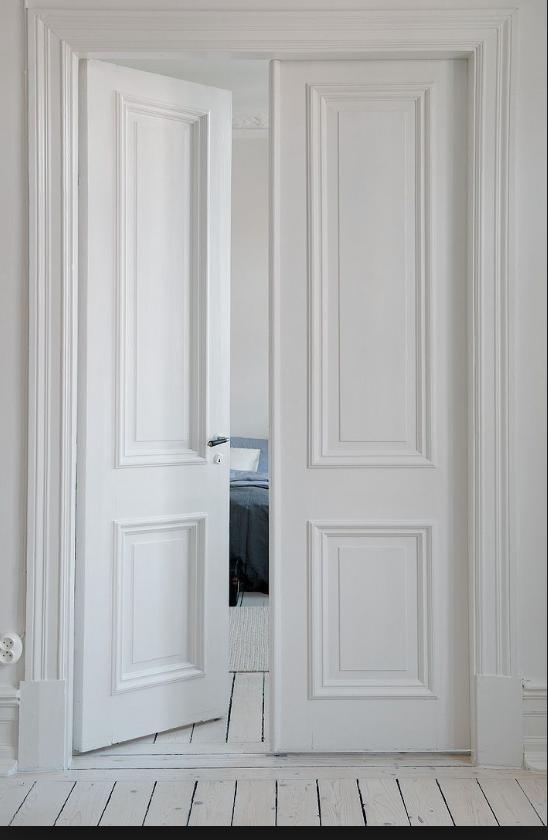 Master Bedroom Door