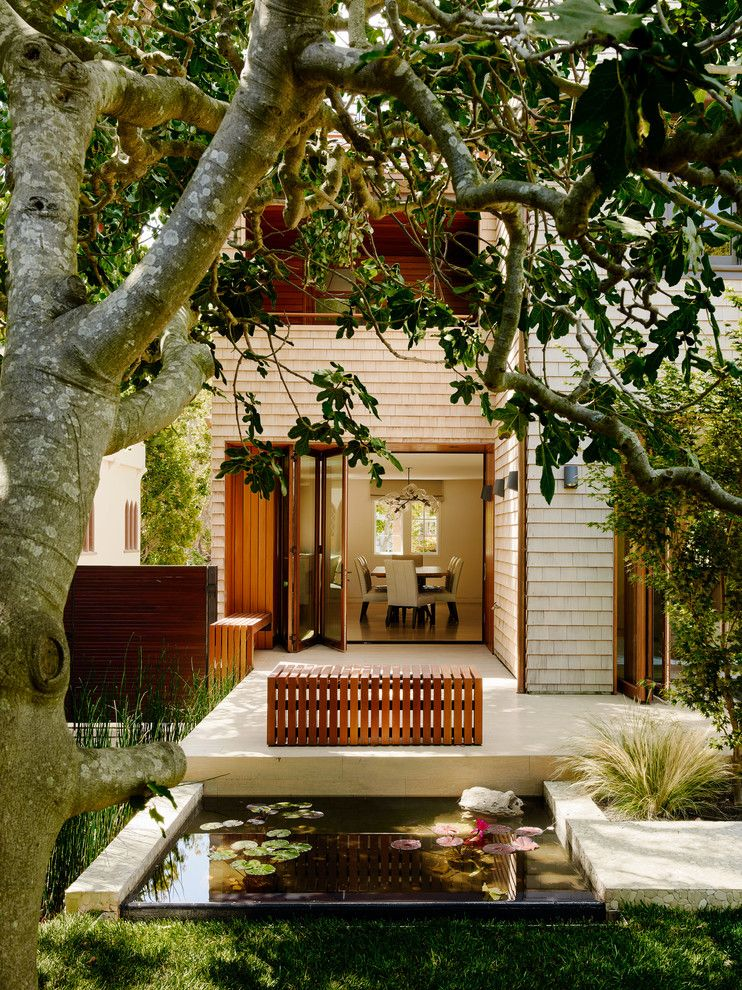 48 Beautiful Transitional Landscape Designs For A Private Backyard Inspiration Backyard Paradise Landscaping Ideas