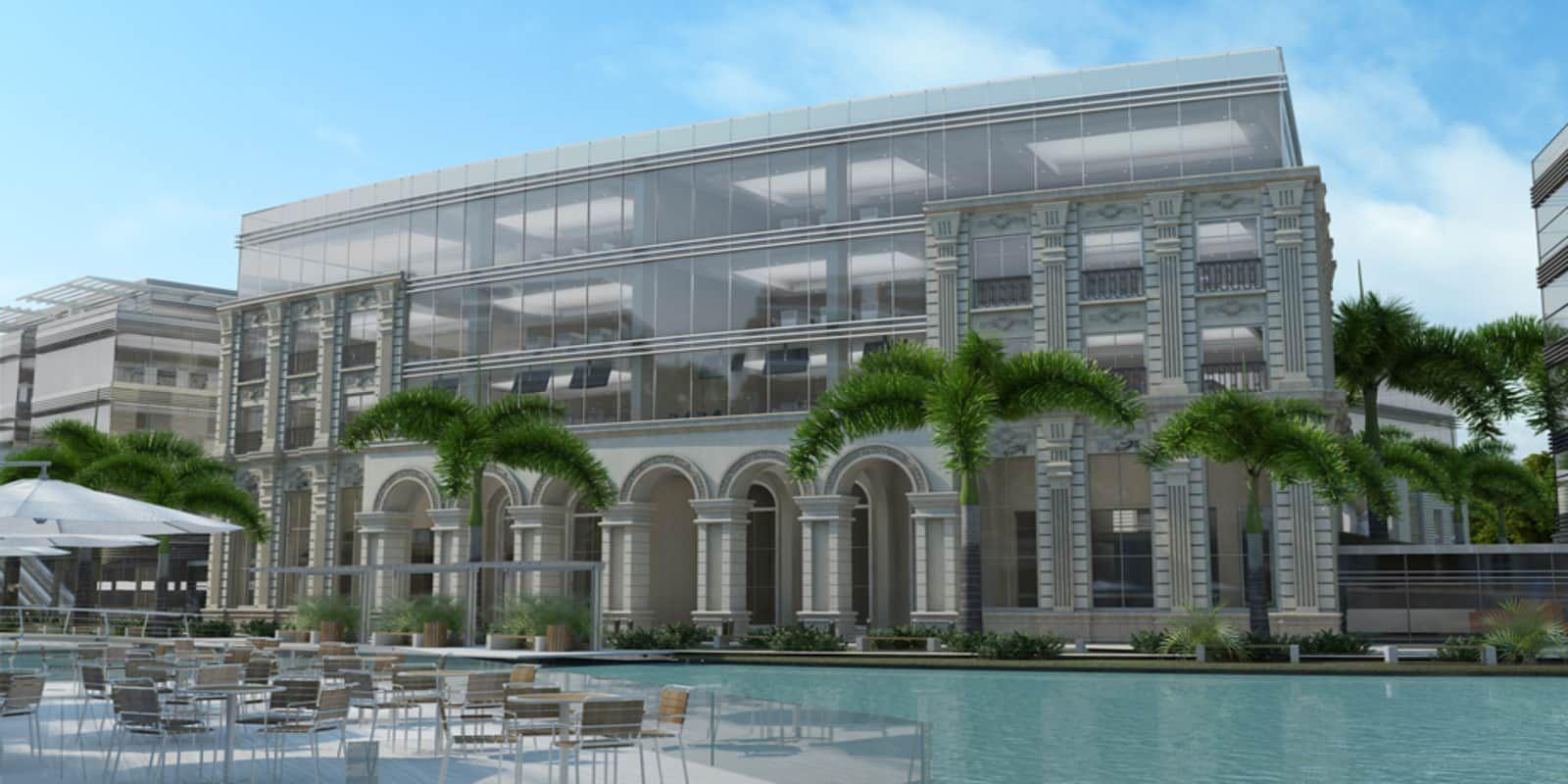 امتلك مكاتب للبيع بالتجمع مع بي تو بي من افضل شركات الاستثمار العقارى فى مصر بي تو بي للأستثمار والتسويق العقاري بتختارلك احدث مك House Styles Mansions House
