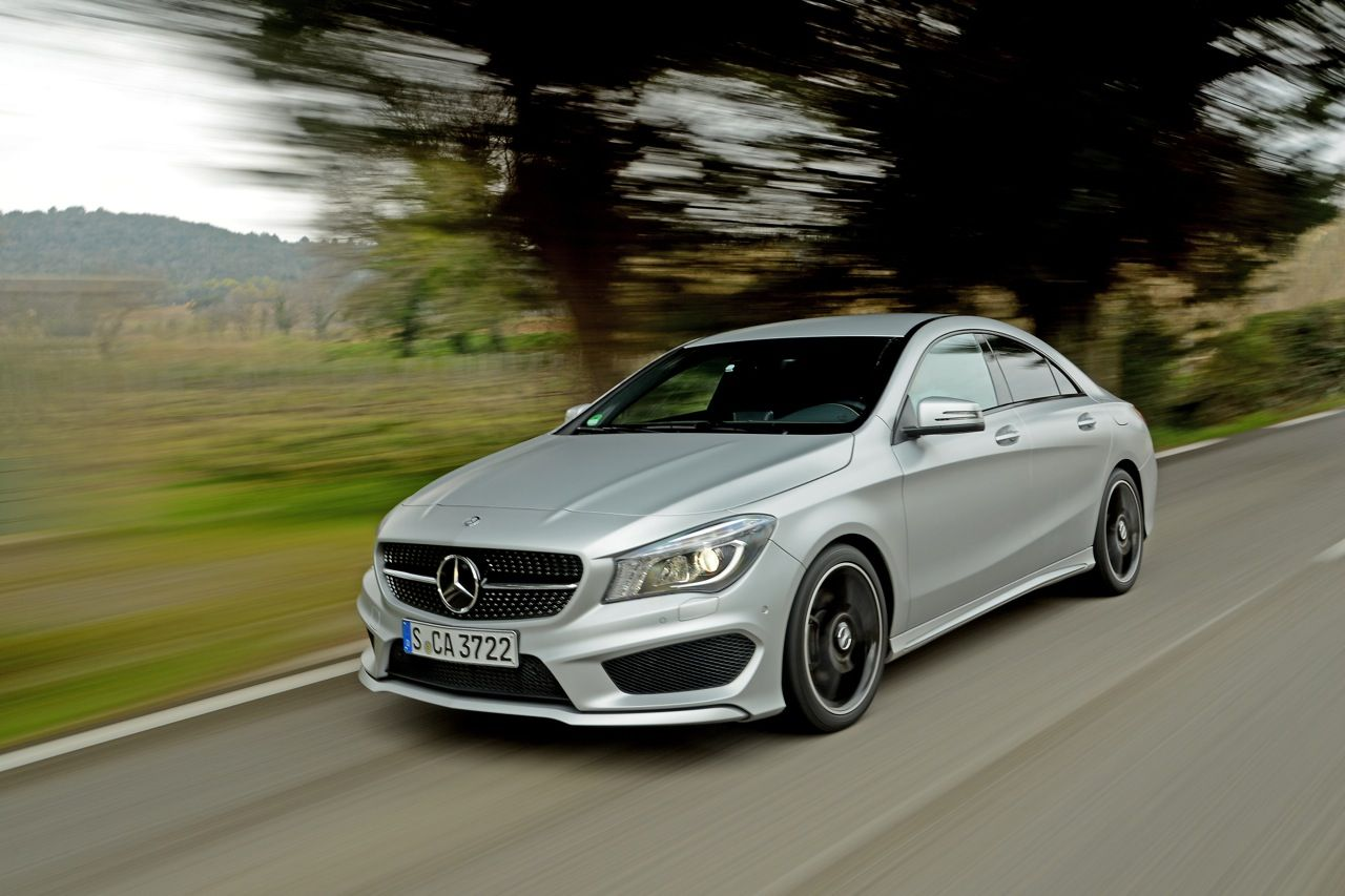 Mercedes Cla Sport 2014 With Images Mercedes Benz Cla 250