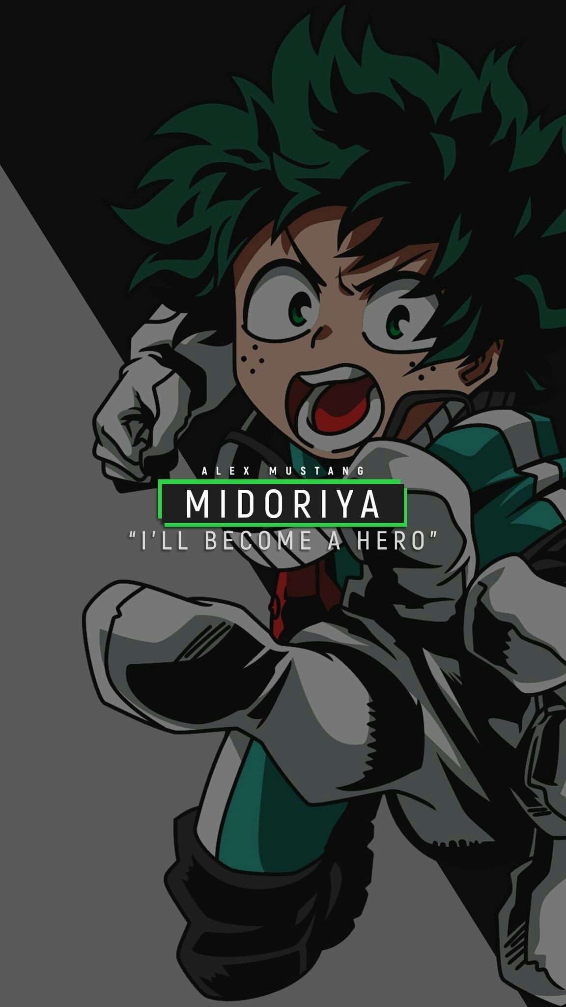 Most Easy Anime Wallpaper IPhone Bnha in 2020 Anime