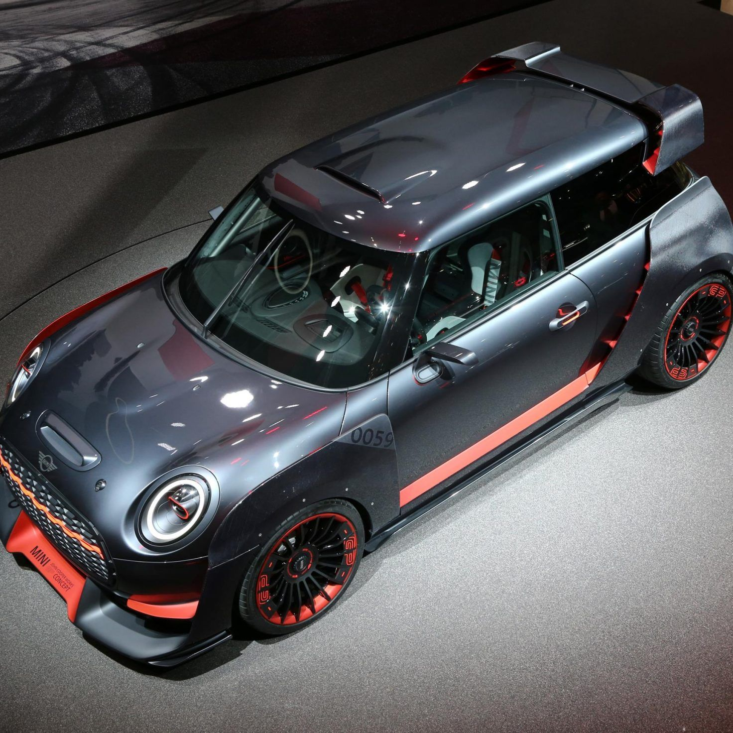 Today's The Day That MINI Is Taking The Wraps Off Of The