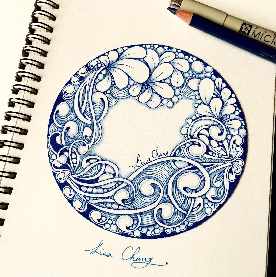 Flux Mooka Zendala Colorful Artist Art Drawing