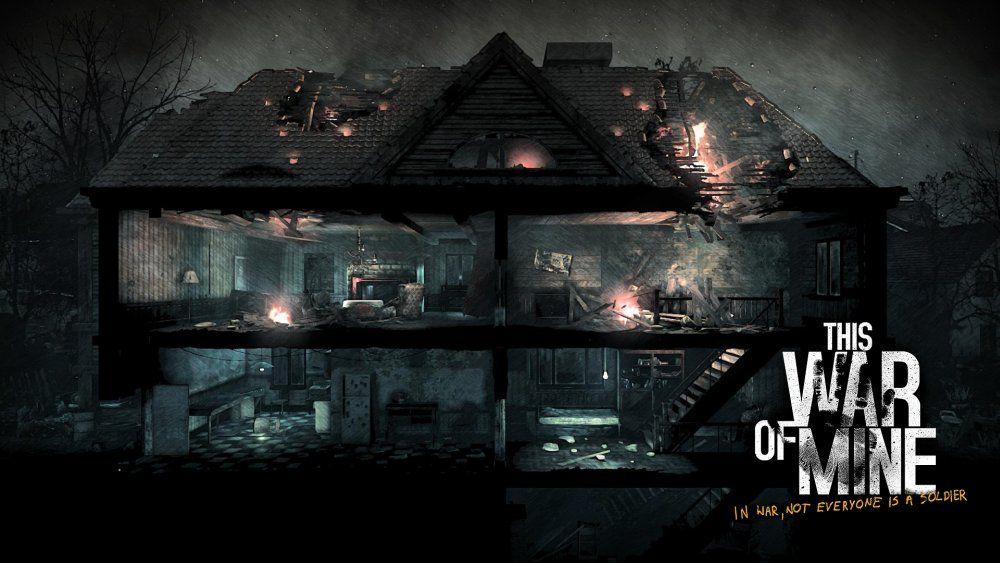 Garota iGeek: This War of Mine está disponível para iOS e está em promoção na AppStore!