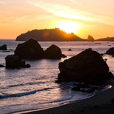 Trinidad State Beach - Top 24 Sights on California's Lost Coast - Sunset