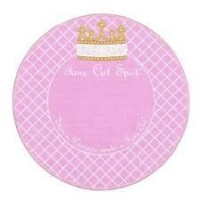 Child To Cherish Time Out Spot Rug Even A Princess Needs 4307 By Http Www Com Dp B006p05uy0 Ref