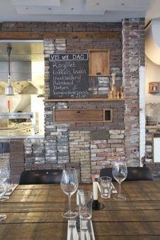 Dining in the east of #Amsterdam @ restaurant 'Wilde Zwijnen'