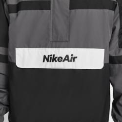 Nike Air Herren-Webjacke – Grau Nike