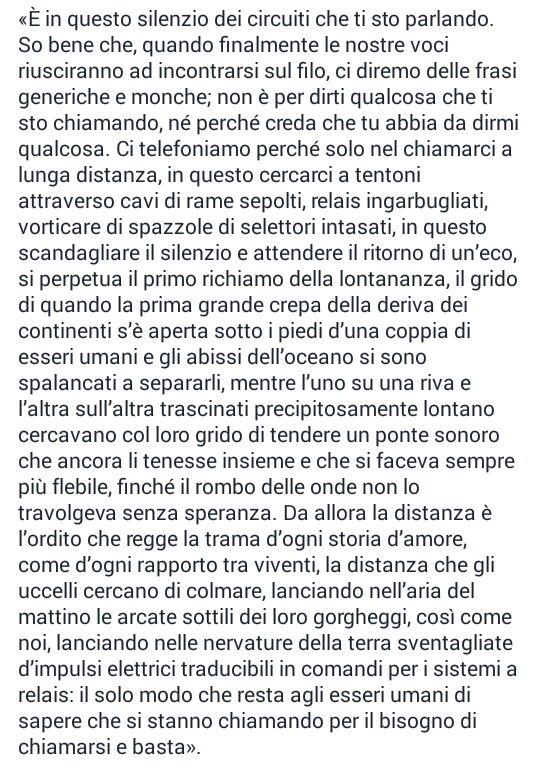 PRIMA CHE TU DICA PRONTO - Italo Calvino