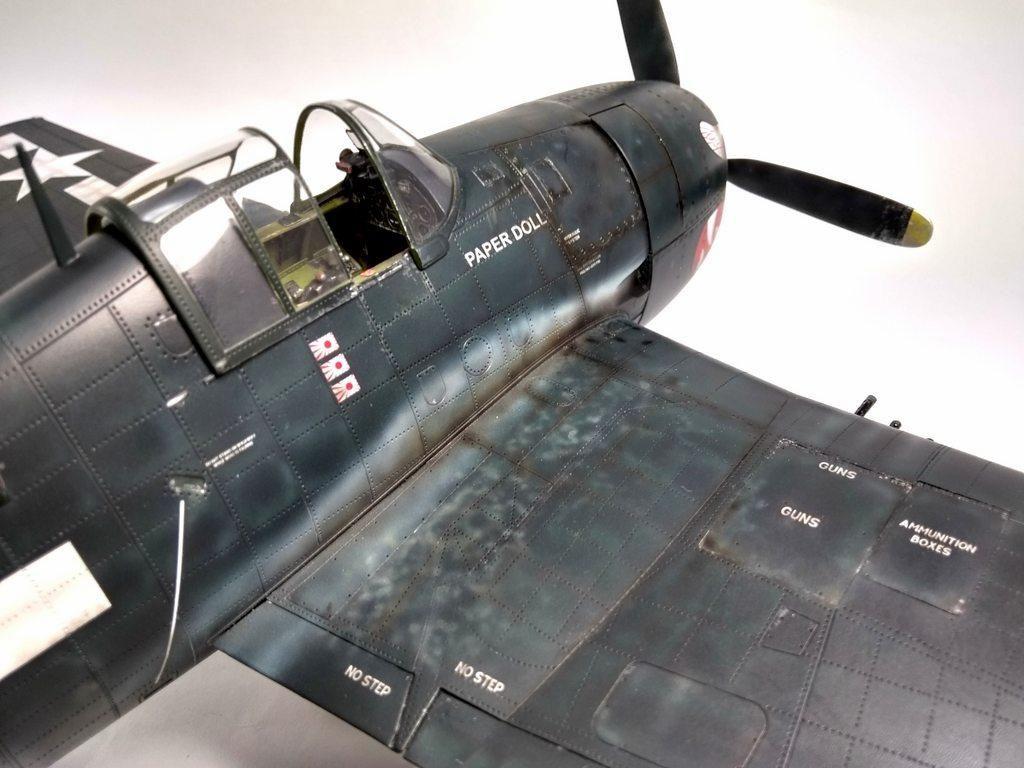 Trumpeter Grumman F6F Hellcat