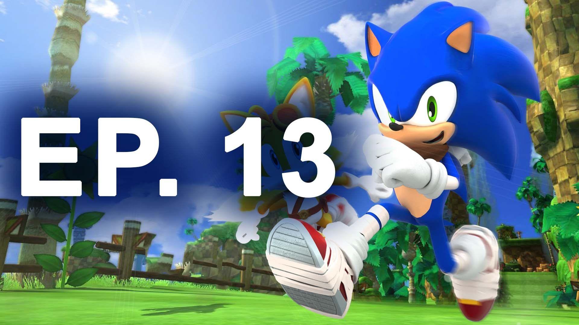 Sonic boom dessin anim pisode 13 nominatus dessin - Boom dessin anime ...