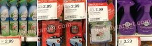Target Febreze Gift Card Promo: Items as low as $1.22 each after printable coupons and gift card!