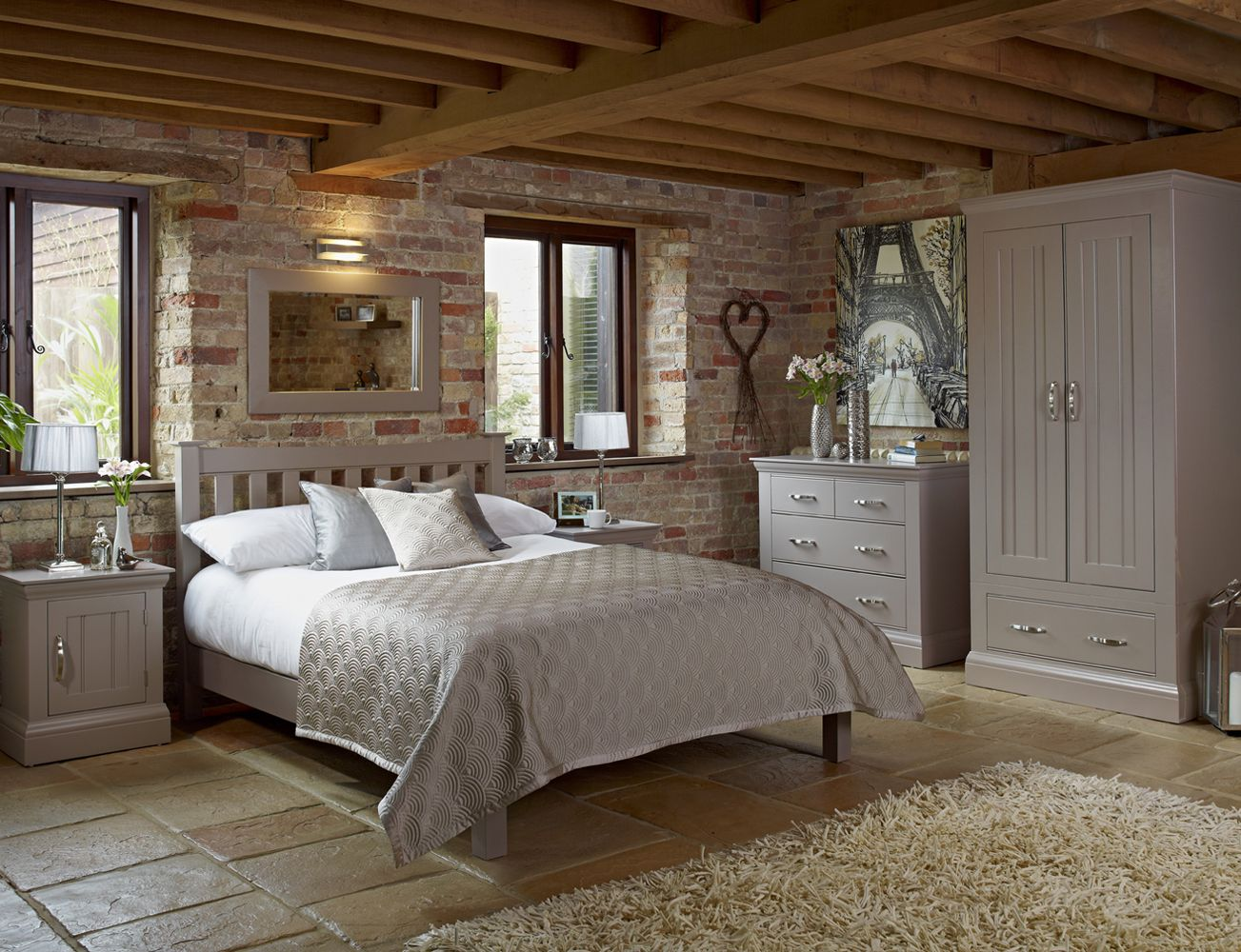 Con tempo Lusso Bedroom Range   Painted bedroom furniture ...
