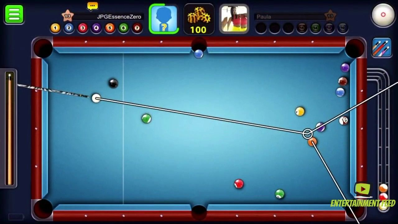 8 ball pool guideline hack_100% working with proof_8 ball ... -