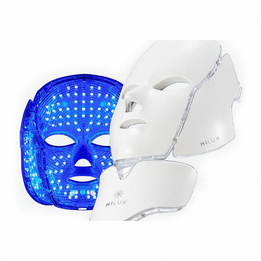 Milux LED Mask Face Skin Care Low Level Light Therapy Self Home ...