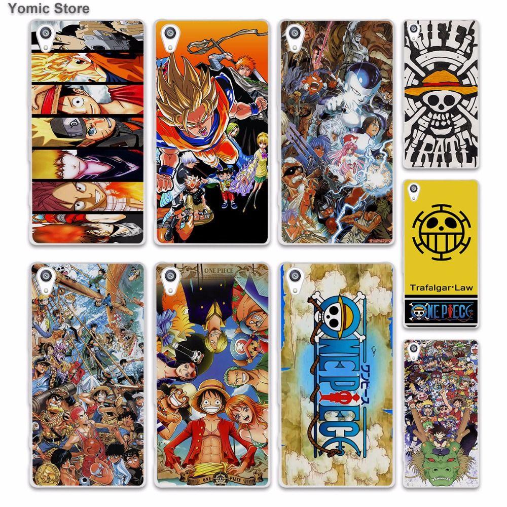 One Piece Hard White Phone Case Cover For Sony Xperia Z5 Z4 Z3 Z2 Z1 M5 M4 Aq Price 8 00 Free Shipping Onepieceluffy Onepiecefigure Dluffystore