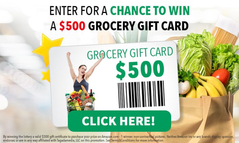 Enter For A Chance To Win Grocery Gift Card Grocery Gift Card Whole Foods Gift Card Food Gift Cards