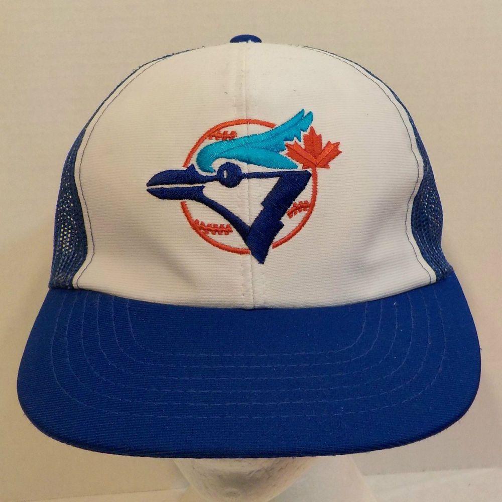 69775779a Toronto Blue Jays Vintage Snapback Hat Cap   eBay   Baseball Caps ...