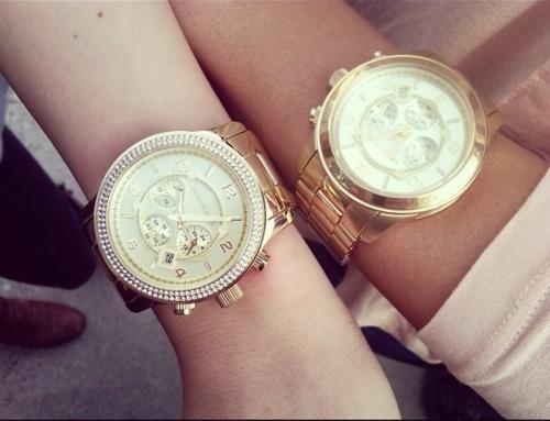wholesale online usa cheap sale sale retailer His & Hers - @MichaelKors #Watches. | Fashion, Fashion ...