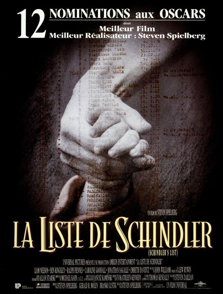 Visionneuse De La Liste De Schindler Films De Guerre Film La Liste De Schindler