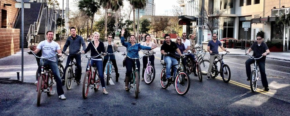 Bike Shop Austin Electric Bike Rentals Food Tours Rocket Electrics Bike Shop Road Bike Photography City Bike Style