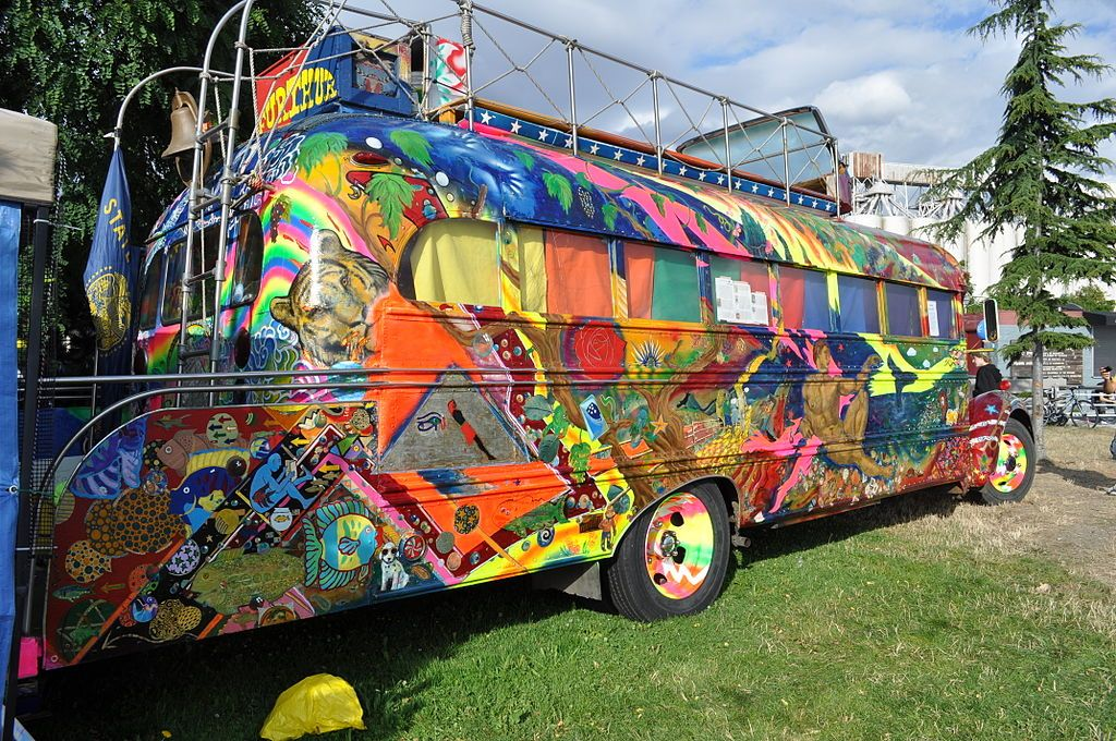Furthur 05 - Merry Pranksters - Wikipedia, the free encyclopedia