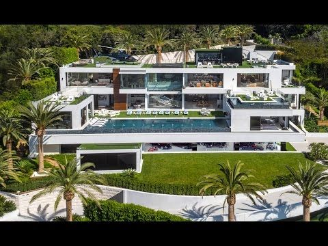 America S Most Expensive Home By Architectj 924 Bel Air Rd
