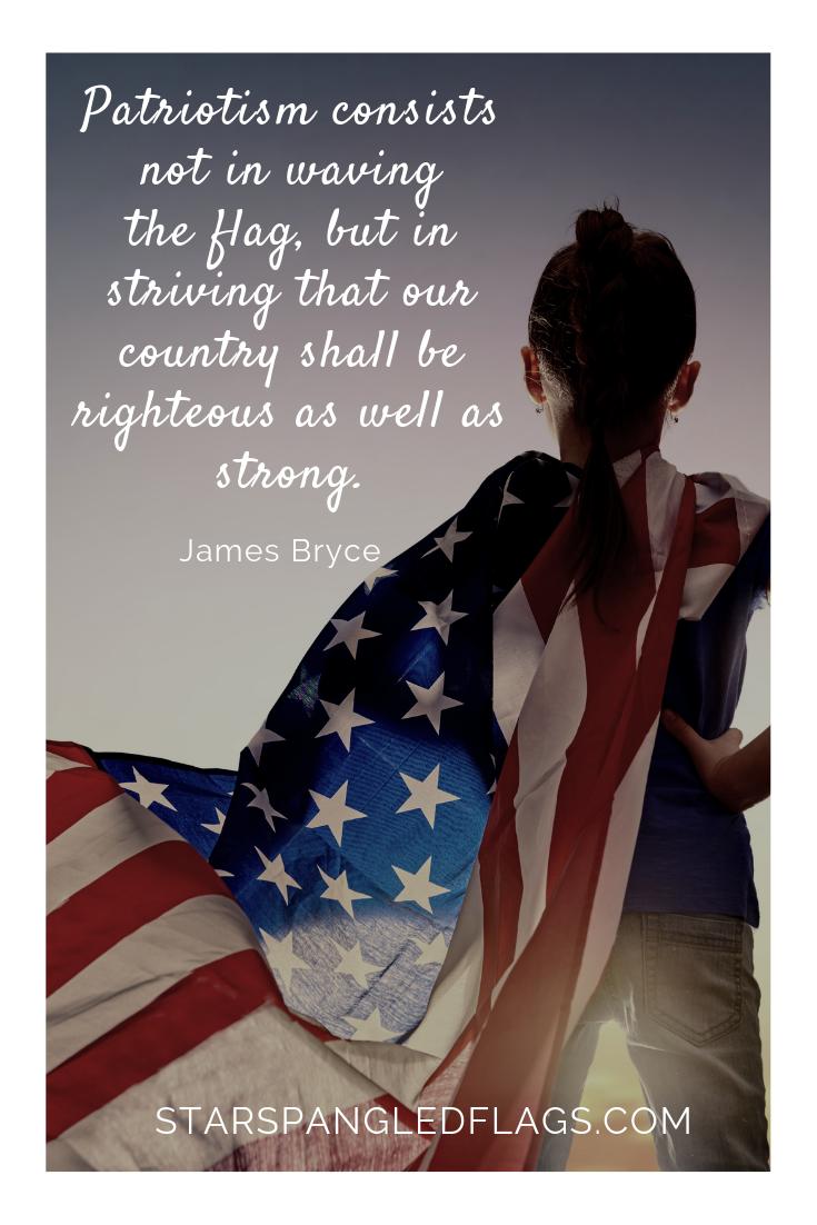 Starspangledflags Com American Flag Quote Patriotic American
