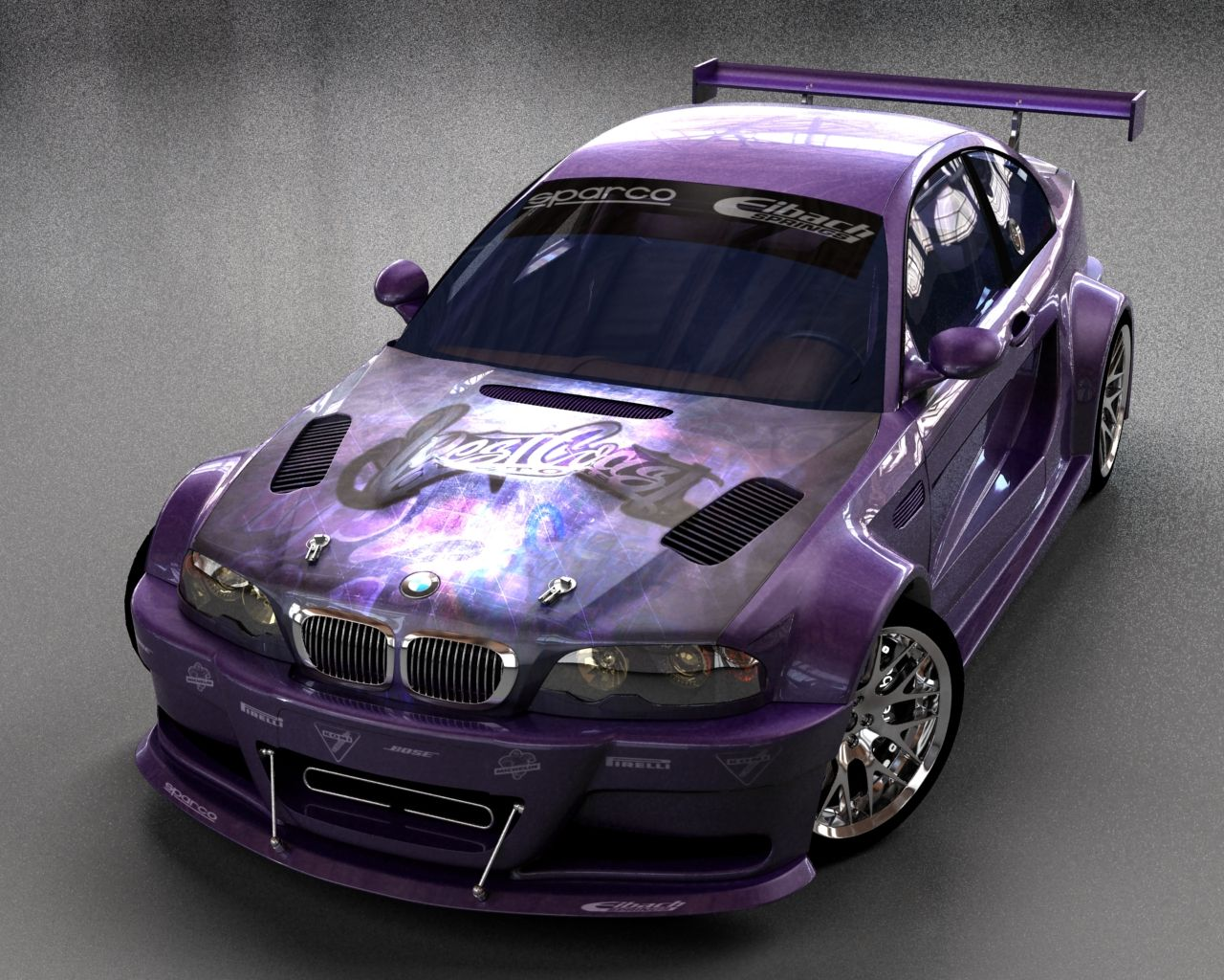 BMW M3 GTR West Coast Custom By Stefanmarius On DeviantArt BMW