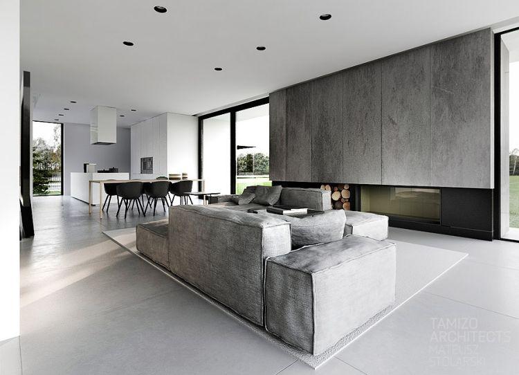Moderne Innenarchitektur Im Minimalistischen Stil   50 Ideen Von Tamizo  Arch.