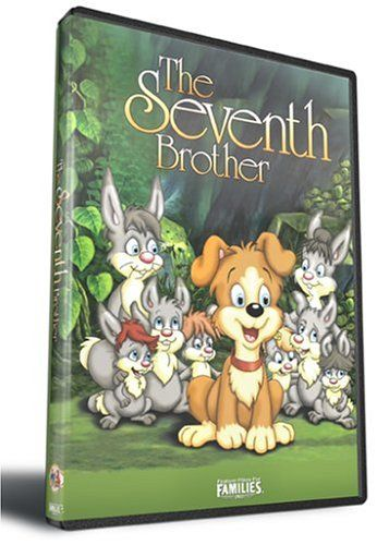 Ffff Animated Movies Revealed The Seventh Brother Revealed The Seventh Brother Childrens Movies Childhood