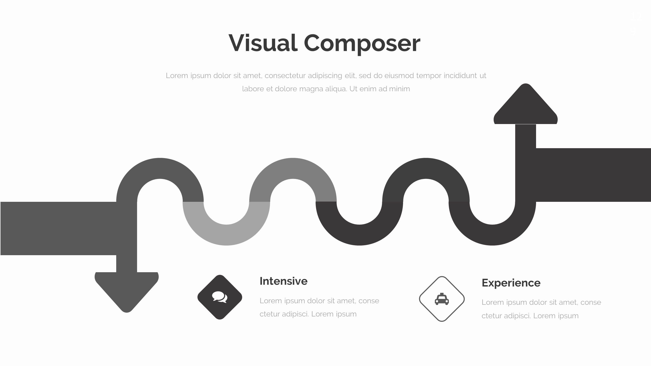 Cosso Minimal Project Keynote Template Minimal Cosso Project