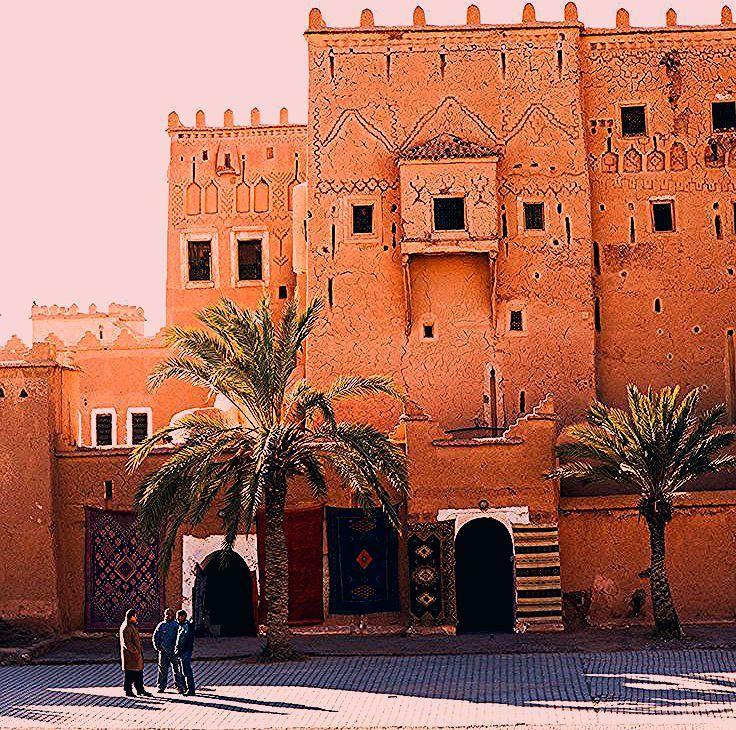 Photo of Kara Rosenlund – Morocco North Africa