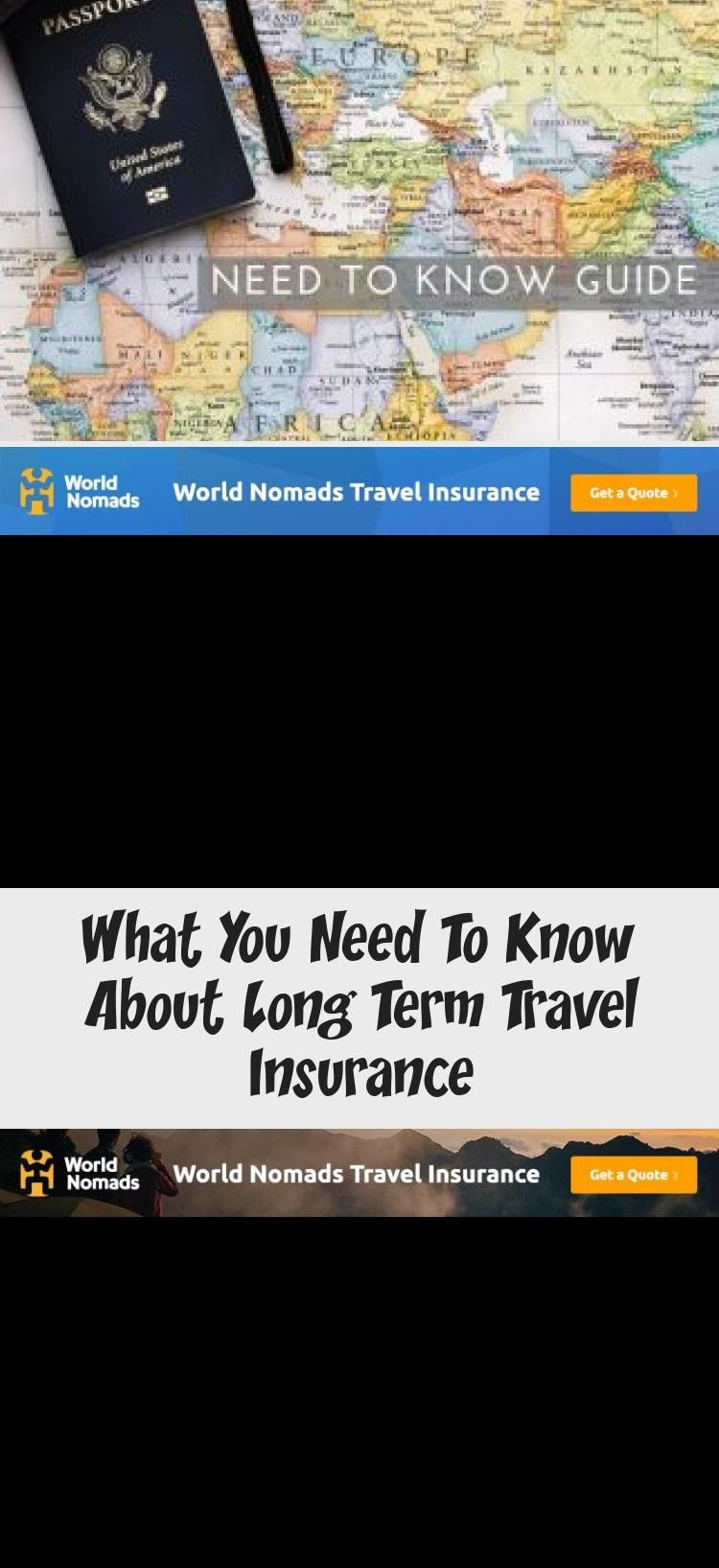 Everything You Need To Know About Travel Insurance For Long Term Travel Whether Your Trip Is A Month Or Endless