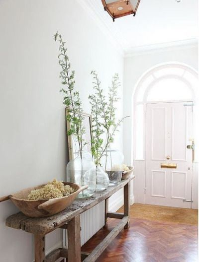 Best Of Rustic Hallway Bench