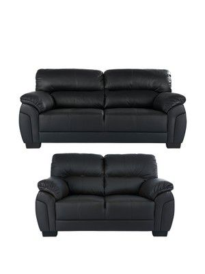 Ancona 3-Seater plus 2-Seater Sofa Set (buy and SAVE!), http://www ...