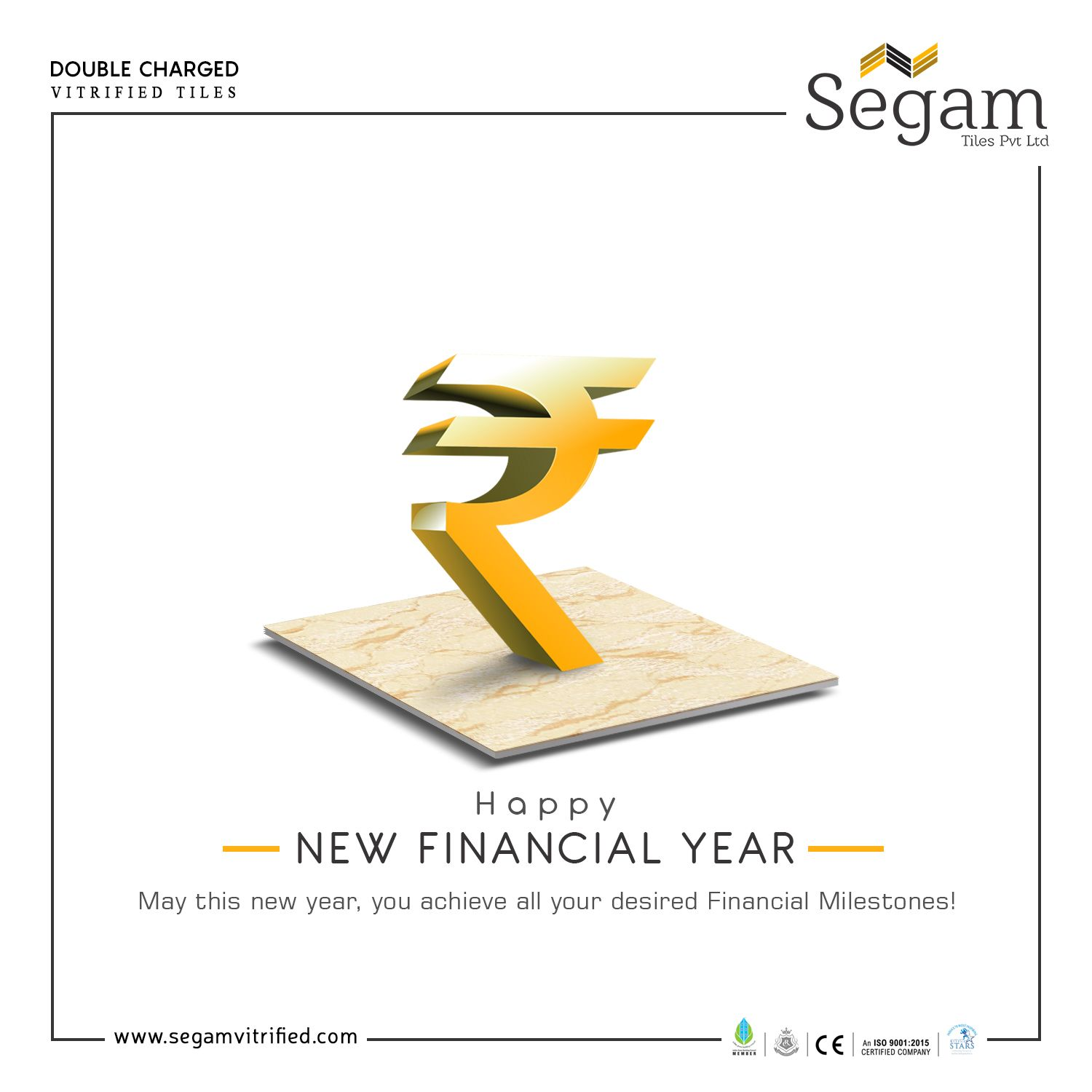 May this new year, you achieve all desired financial