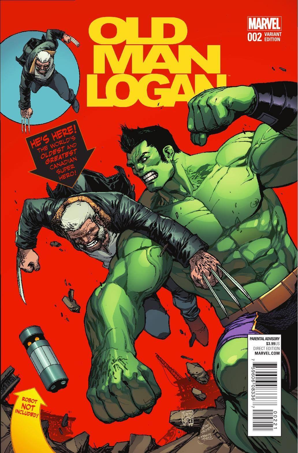 marvel comics 3/2/16