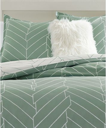 Photo of City Scene Ceres Twin Duvet Cover Set & Reviews – Duvet Covers – Bed & Bath – Macy's