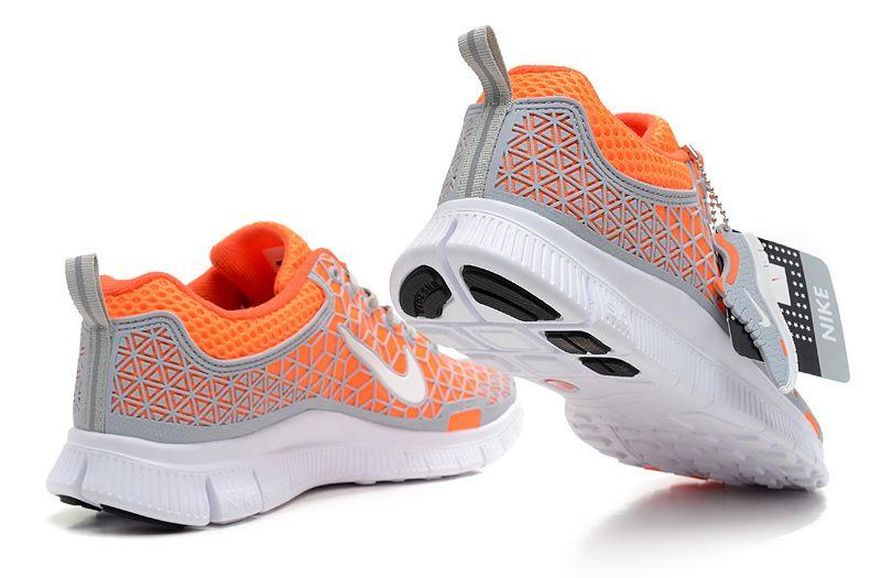 Off Nike Shoes Sale,Nike Free Womens Grey Orange
