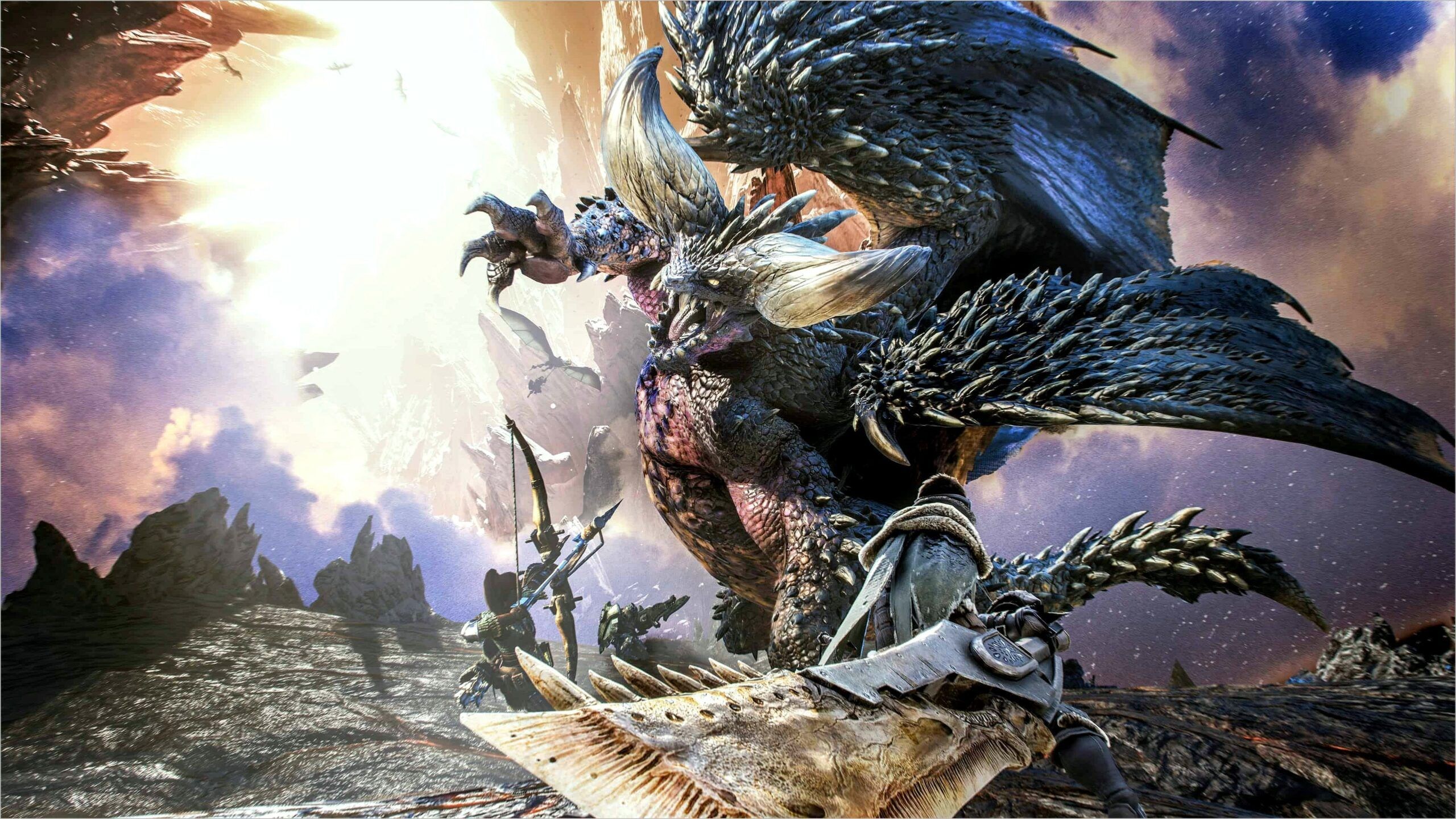 Norse Mythology 4k Wallpaper In 2020 Monster Hunter World Wallpaper Monster Hunter World Monster Hunter