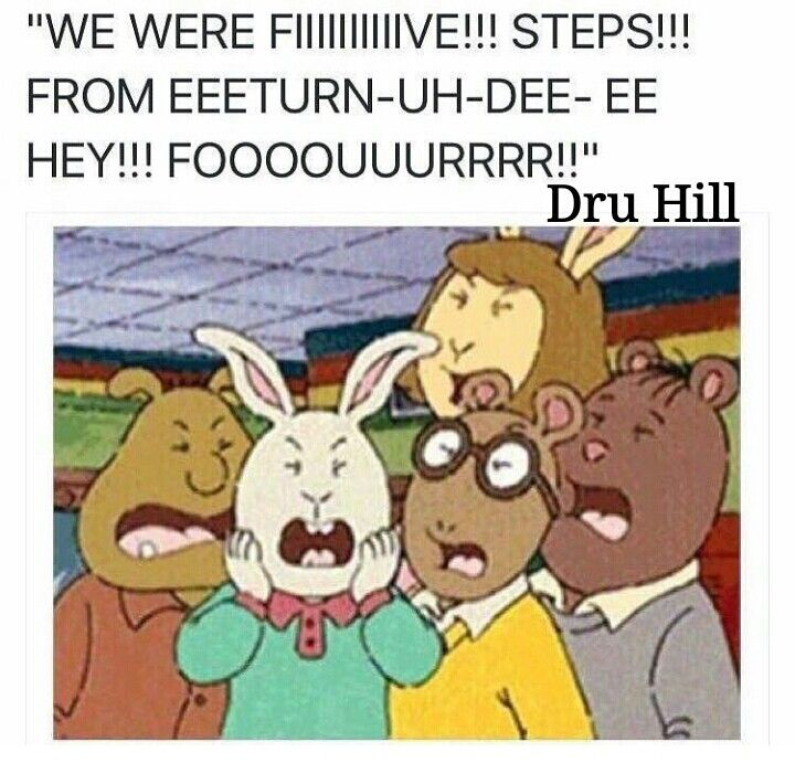 "Who did this to my fav Dru Hill? LOL The ""phonetics"" weren't right or necessary, SMH LOL"