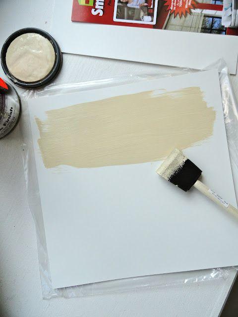Spilled Paint On Carpet