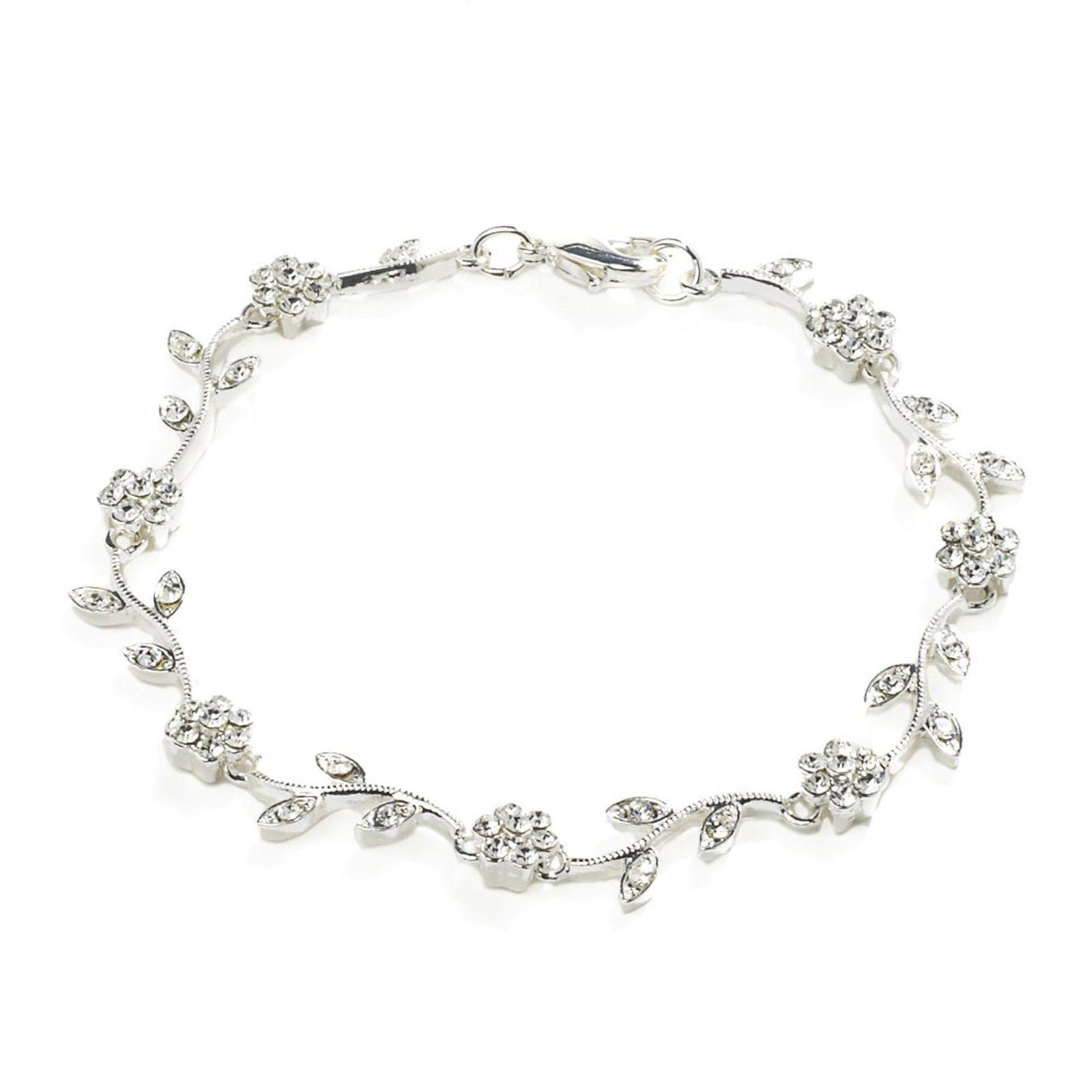 Vine Bracelet From Jon Richard Jewellery Wedding Bracelet Jewelry Evening Jewelry