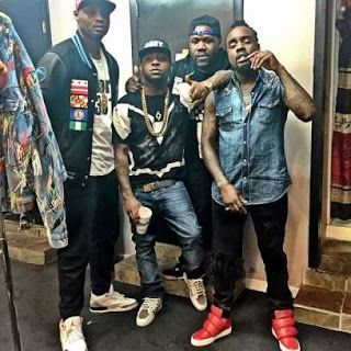 """Olamide was a blessing to the somg. The YBNL rapper grabbed the chance with both hands to handle the post-hook with a looping chant.  When the American rapper Wale published his next album - """"Shine"""" - and published the artwork and the tracklist Nigeria celebrated.  Two local artists and half were presented on the project; Olamid and Davido are Nigerians who trade on the shores of the country. While Wizkid has sued a leg and the other Drake and the rest of America. Good luck  Olamide and…"""