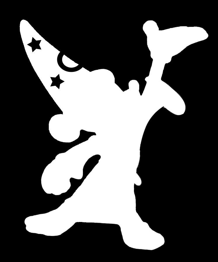 This is a graphic of Crafty Mickey Mouse Decals for Shirts