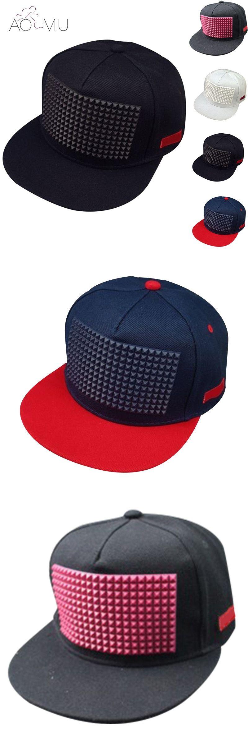 a929d62d923 AOMU New Hot Sale Men Women s Plastic Triangle Baseball Cap Hat Hip Hop Cap  Flat-